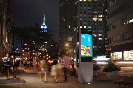Smart Tourisme : A New York, de la connectivité jusque dans les poubelles | Réseau des offices de tourisme des Pyrénées-Orientales | Scoop.it