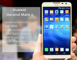 What's Inside of Huawei Ascend Mate 2 | Tech Goddess | Scoop.it