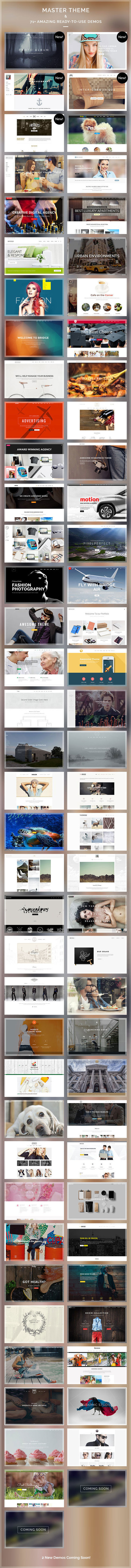 Download Bridge Creative MultiPurpose WordPress Theme at ServerThemes.Net | Download Premium WordPress Themes | Scoop.it