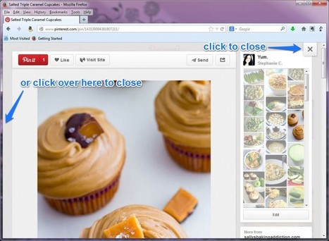 How to Save Pinterest Pins to Evernote | Time to Learn | Scoop.it