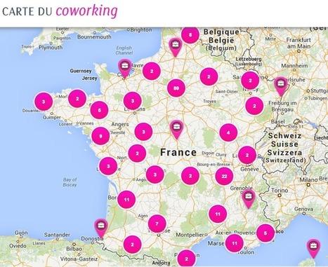 Le coworking s'étend partout en France: les raisons de s'y mettre | Open world | Scoop.it