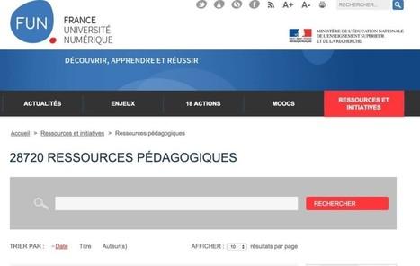 Un moteur de ressources pédagogiques pour France Université Numérique   certificatC2i   Scoop.it