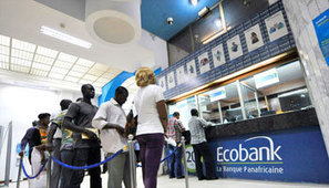 Ecobank : le président mis en cause | GOOD BUSINESS | Scoop.it