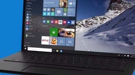 This slide reveals the future of Microsoft Windows 10 as a service | Technology in Business Today | Scoop.it