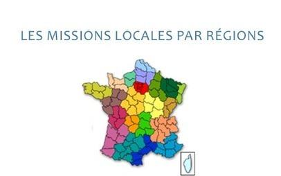 Annuaire des Missions locales - Portail de ressources pour l'emploi et l'insertion des jeunes | Ressources de la formation | Scoop.it