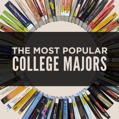 The Most Popular College Majors: An Infographic | Traditional Careers and Colleges | Scoop.it