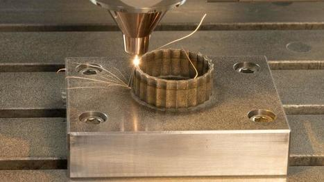 Integrating Additive Without Inhibiting Machining | Industrial subcontracting | Scoop.it