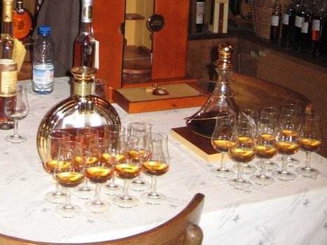 Cognac Frapin among the oldest companies on earth | The Cognac and its vineyards | Scoop.it