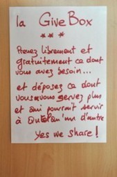Au Comptoir : Yes, we share! | Consommer autrement | Scoop.it