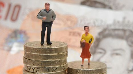 Mothers' pay lags far behind men | ESRC press coverage | Scoop.it