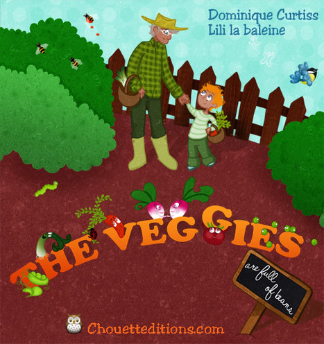 """""""The veggies are full of beans!"""" This fun and environmentally friendly story should help children see vegetables in a whole new light! 