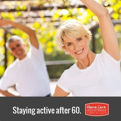 Importance of Regular Exercise for Elder   Home Care Assistance of Boca Raton   Scoop.it