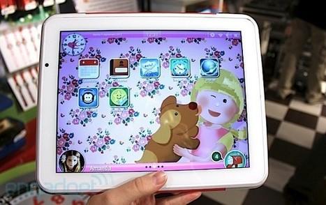 SuperPaquito, la tablet infantil de Imaginarium, posa ante nuestra cámara (Actualizada: ¡con vídeo!) | Recull diari | Scoop.it