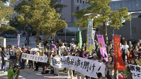 La décision de redémarrer des centrales nucléaires au Japon fait polémique - le Figaro | Actualités écologie | Scoop.it