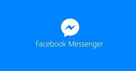 Facebook Messenger lance le multi-compte et teste la réintégration du SMS | Référencement internet | Scoop.it