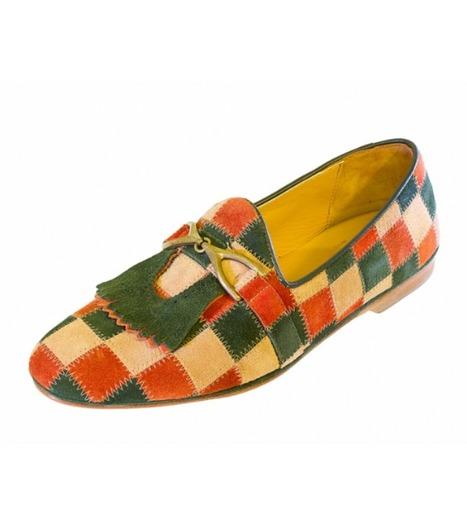 Handmade Slippers by Farfalla | fashion | Scoop.it