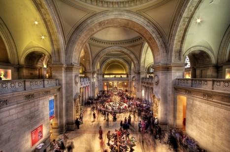 Les initiatives des musées en matière de numérique | Patrimoine culturel - Revue du web | Scoop.it