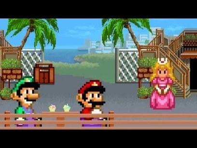 Et si Mario et ses potes faisaient du cinéma ... | [FTH]-NEWS | Scoop.it