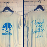 Let's all hate the Oklahoma City Thunder shirts that take a needless shot at ... - Yahoo! Sports (blog) | Winning The Internet | Scoop.it