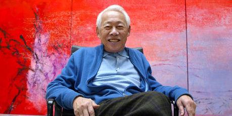 Le peintre franco-chinois Zao Wou-ki est mort | Artetplus | Scoop.it