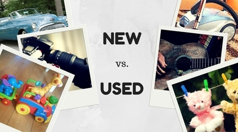 New or Used - What is Safe to Buy Secondhand | House cleaning | Scoop.it