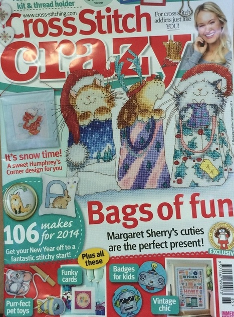 Bags of Fun and IHSW July 2014 | Precious Crafts | Life-Style | Scoop.it