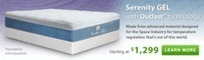Serenity Gel Memory Foam Mattress | Mattresses | Scoop.it