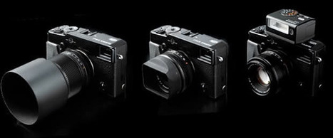 Fuji may go Full Frame mirrorless? | Mirrorless Rumors | Fuji X-Pro1 | Scoop.it