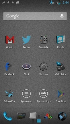 Extrusion 3D Theme Chooser v5.0.2 | ApkLife-Android Apps Games Themes | Android Applications And Games | Scoop.it
