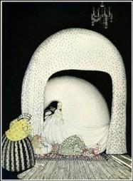Kay Nielsen's Stunning 1914 Scandinavian Fairy Tale Illustrations   Dessin   Scoop.it