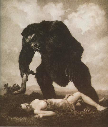 Monsters and Madonnas: Looking at William Mortensen - 50 Watts | Photography Now | Scoop.it