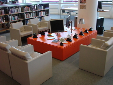 Le salon de lecture numérique | LibraryLinks LiensBiblio | Scoop.it