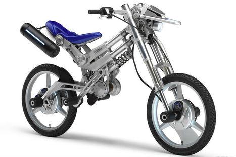Top 10 Yamaha concepts that didn't make it | Visordown | Stuka78 | Scoop.it