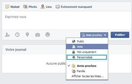 Les amis sur Facebook | Souris verte | Scoop.it