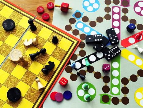 En vacaciones, a jugar (2): la creación de juegos | APRENDIZAJE | Scoop.it