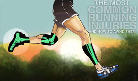 The Most Common Running Injuries and How to Avoid Them | technologies | Scoop.it