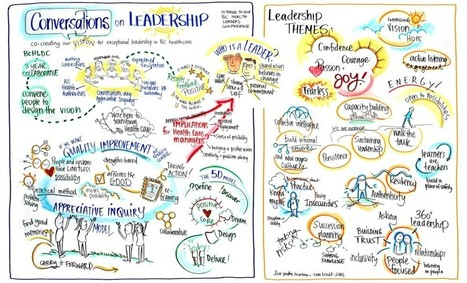 Conversations on Health Leadership and Appreciative Inquiry | Programme, project and change management | Scoop.it
