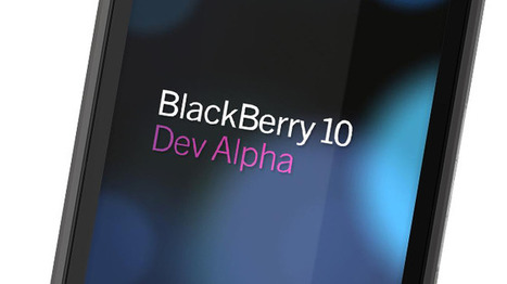 RIM offers peek at next-generation BlackBerry smartphone | Best Smartphone 2012 : 2012 Smart Phone Reviews | Scoop.it