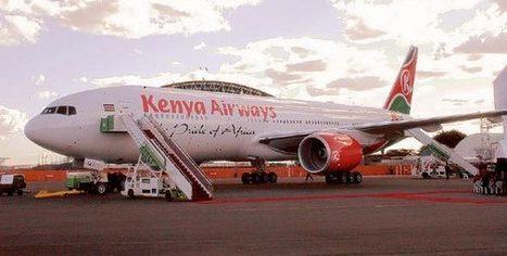 Malgré les turbulences Kenya Airways atteint son plus haut annuel | News des Compagnies Aériennes de l'Océan Indien | Scoop.it