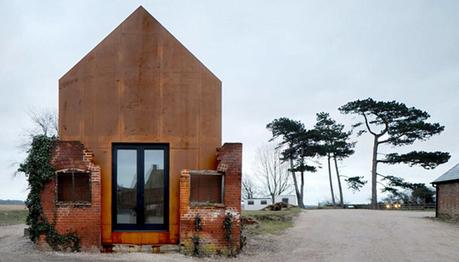 Dovecote Studio: Preservation, Meet Prefab | sustainable architecture | Scoop.it