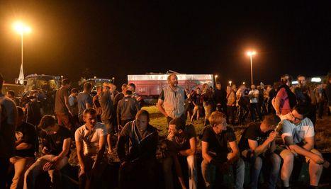 Les agriculteurs bloquent une usine Lactalis pour obtenir une hausse du prix du lait - Le figaro | Le Fil @gricole | Scoop.it