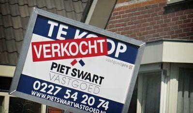 Verkoop nieuwe huizen VS trekt stevig aan - Telegraaf.nl | het grote sales topic | Scoop.it