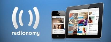 La startup belge Radionomy signe un partenariat avec Orange | geeko | Très haut-débit : Fibre et 4G | Scoop.it