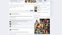 Come cambierà di nuovo il diario di Facebook? | All about Social Media | Scoop.it