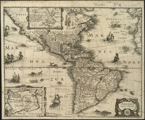Η ανύπαρκτη νήσος Ο' Μπραζίλ σε παλαιούς χάρτες | Informatics Technology in Education | Scoop.it