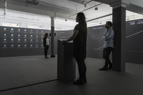 Le Guggenheim de New York lance sa première exposition numérique qui est également une installation hors les murs | Clic France | Scoop.it