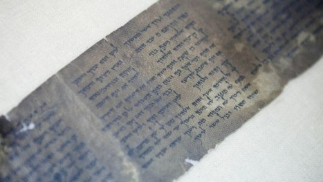 Oldest complete copy of Ten Commandments goes on display in Israel | Jewish Education Around the World | Scoop.it