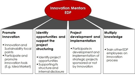 iMentors – Creating an internal innovation network | Innovation experts' insights | Scoop.it