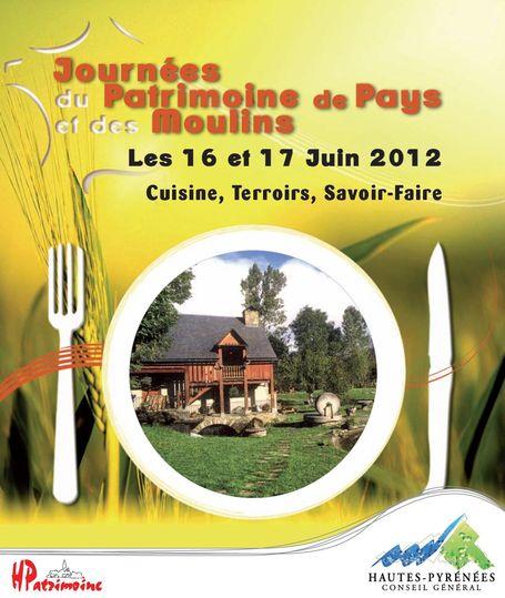 Journées Patrimoine de Pays et des Moulins les 16 et 17 juin   Vallée d'Aure   Scoop.it
