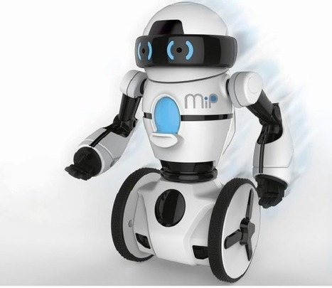 MiP is a balancing robot that works with your smartphone - Programming gallery   Programming gallery   Scoop.it